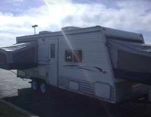 2004 Wanderer Lite TT 25FT bumper pull camper Rv for Sale in Las Vegas, NV