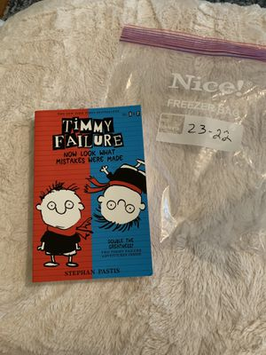 B2322 Timmy Failure Now Look What Mistakes Where Made #txbunny age 8-12 book for Sale in Victoria, TX