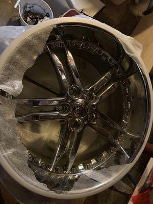 Niche Roxxy Rims 20x10 40mm offset for Sale in Boston, MA