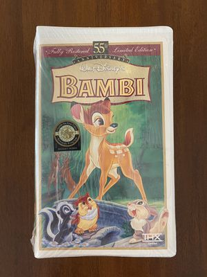NEW 55th Anniversary Bambi for Sale in Glenshaw, PA