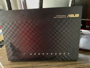 Ac1900 asus router for Sale in San Diego, CA