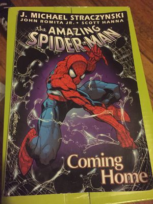 Spider-Man Coming Home for Sale in Southfield, MI