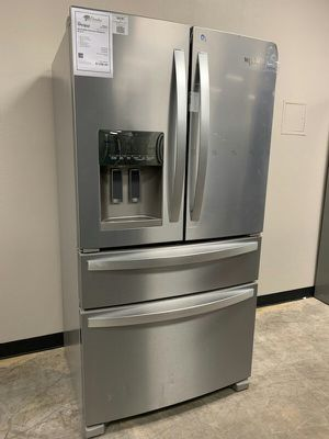 NEW Whirlpool 4 Door French Door Refrigerator🌟1yr Manufacturers Warranty..:Paradise Appliance for Sale in Gilbert, AZ