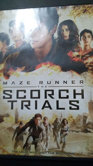 Maze runner the scorch trials for Sale in Sprouses Corner, VA