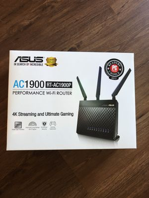 Asus WiFi router for Sale in Washington, DC