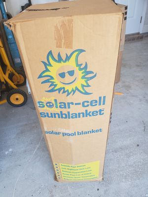 Solar pool cover for Sale in Crestview, FL