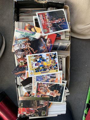 Basketball and baseball good cards for Sale in Peoria, AZ