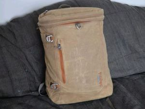 Fishpond Waxed Cotton Backpack with Laptop Sleeve, like new! for Sale in Bainbridge Island, WA