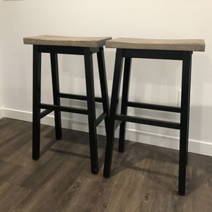 Wooden Bar Stools Chairs for Sale in Kirkland, WA