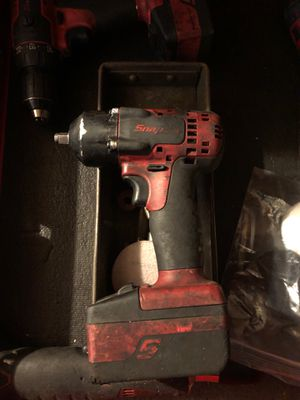 Snap on 3/8 impact for Sale in Fontana, CA