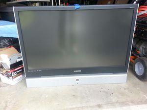 "Samsung DLP 42"" HD TV for Sale in Wytheville, VA"