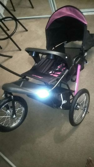 Jogger Stroller (Baby Stroller) for Sale in Clinton Township, MI