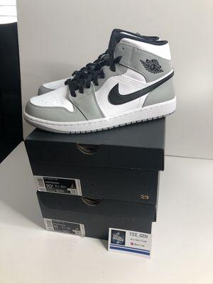 Nike air Jordan 1 smoke grey size 10.5 and 11 for Sale in Bellevue, WA