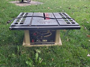 80 table saw for Sale in South Elgin, IL