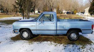 85' Dodge ram Royal SE Short bed 2 wheel drive 318V8 Rust free for Sale in Millersville, MD