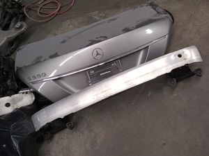 2010 Mercedes Benz S550 trunk bumper and steering wheel for Sale in Brooklyn, NY