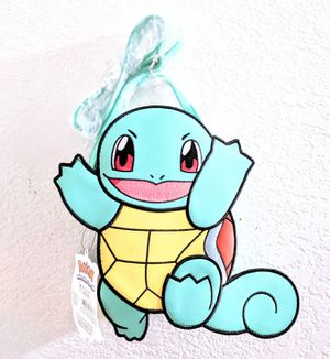 Squirtle Crossbody Bag, New w/ Tags POKEMON NINTENDO for Sale in Palmdale, CA