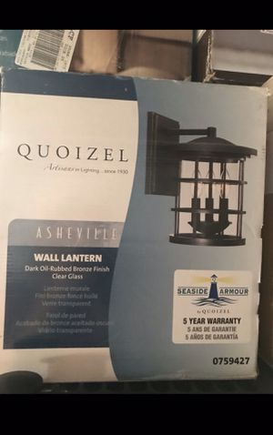 Outdoor lantern for Sale in Churchville, NY