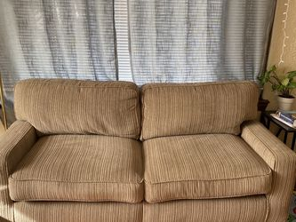 Tan Couch for Sale in Seattle,  WA