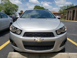 2014 Chevy sonic LS. Auto,all power,78K. for Sale in TEMPLE TERR, FL