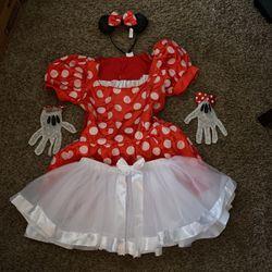 Minnie Mousse Costume for Sale in Naperville,  IL