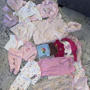 Newborn, 0-3m Baby Clothes for Sale in Vista, CA