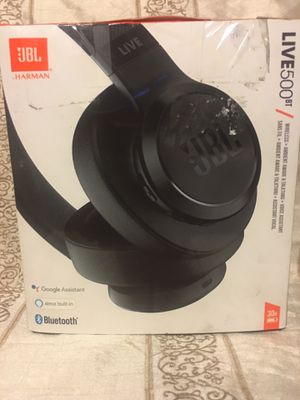 JBL Live 500 BT Wireless Headset for Sale in Chino, CA