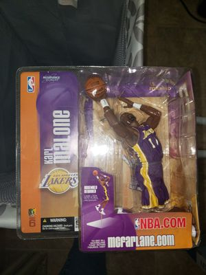 Karl Malone action figure for Sale in Philadelphia, PA