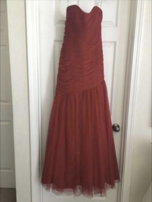 Prom/formal dress red, size S $90 for Sale in Stockton, CA
