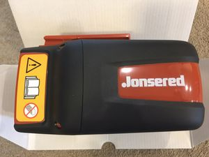 New Tested /Charged Jonsered By Husqvarna 5.2Ah Cordless 58V volt Tool Battery 280Li for Sale in Muskego, WI