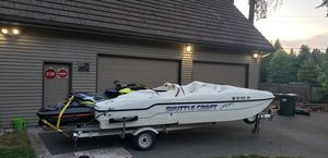 Shuttle craft with 2013 seadoo rxpx260 for Sale in Auburn, WA