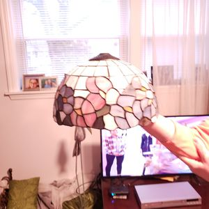 antique staind glass lamp shade for Sale in Nashville, TN