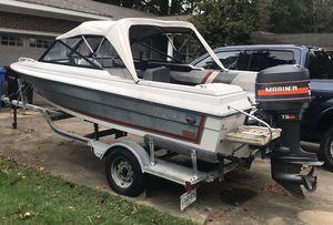 87 - 17ft Sunbird - Dual Console - $1200 for Sale in Chesapeake, VA