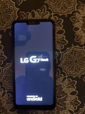 LG G7 thinQ Android phone great condition for Sale in Renton, WA