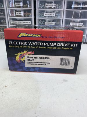 Small block Chevy electric water pump for Sale in Enumclaw, WA