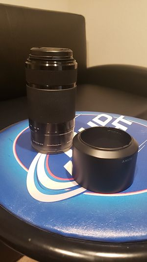 Sony 55-210mm for Sale in Fremont, CA