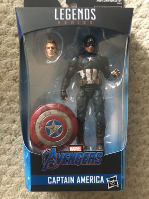 Marvel Legends Worthy Captain America Walmart Exclusive for Sale in Belmont, CA