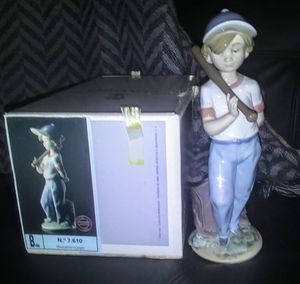 LLADRO * Authentic Genuine Porcelain Figurine for Sale in Nashville, TN