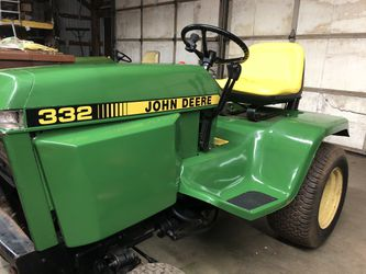 John Deere 332 Diesel for Sale in Seneca,  SC