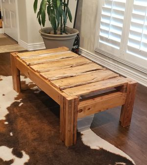 Hand crafted patio/indoor of coffee table for Sale in Scottsdale, AZ