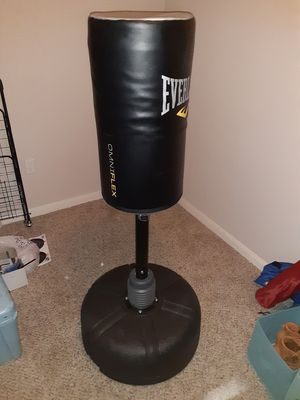 Stand up punching bag for Sale in Wylie, TX