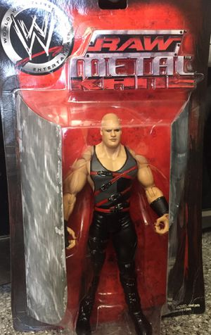 WWE KANE RAW METAL BRAND for Sale in Las Vegas, NV