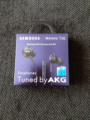 Samsung S10 Earphones, Samsung Original Earphones by AKG, Samsung AKG Earphones, Samsung AKG, Samsung, AKG, Earphones for Sale in Los Angeles, CA