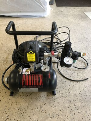 Panther Air Compressor P15-TC for Sale in Annandale, VA