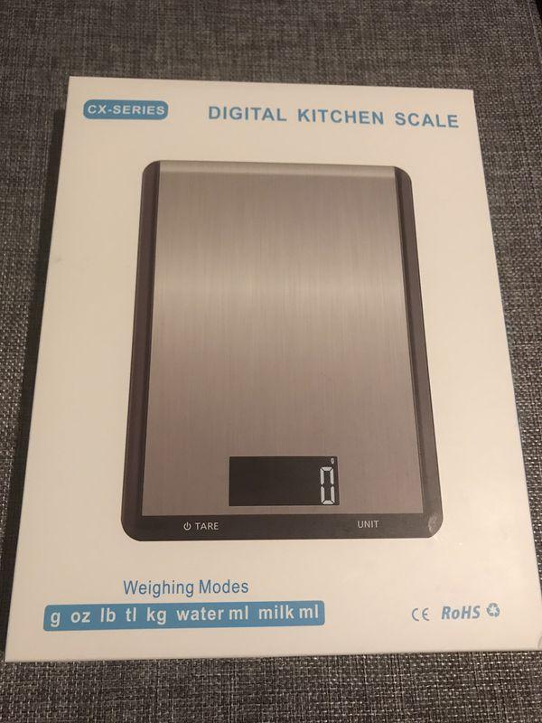 Lansheng Digital Kitchen Food Scale