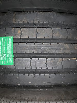 Tires for trailer commercial semi trucks for Sale in Los Angeles, CA