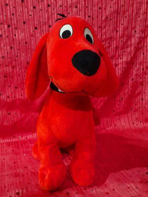Clifford The Big Red Dog Stuffed Animal for Sale in San Bernardino, CA