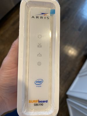 New Arris modem SB 6190 for Sale in Norridge, IL