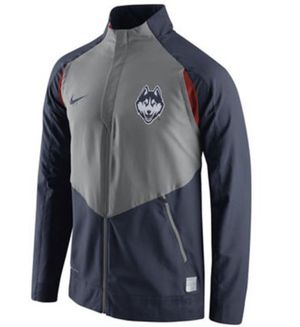 Nike UConn Jacket Sz Large for Sale in Boston, MA
