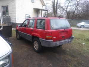 93 Jeep Cherokee for Sale in Detroit, MI